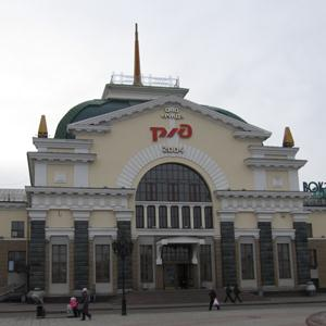Железнодорожные вокзалы Чулыма